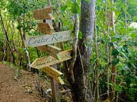 Quill path signpost