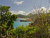 St. Barths east coast