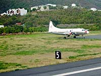Turboprop at St. Thomas