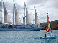 Wind Spirit in the BVI