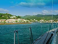 Marigot and Fort St. Louis