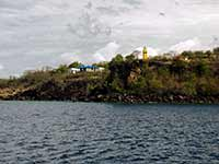 Anse La Barque lighthouse