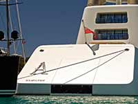 "Megayacht ""A"" in Falmouth"