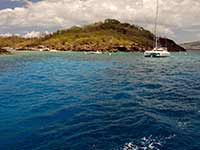 Pigeon Island south side