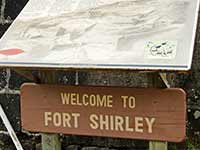 Welcome to Fort Shirley