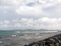 Nanny Cay windward side