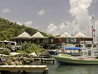 Antigua Yacht Club Marina building