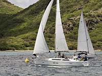 Antigua Sailing Week - Race Number 070