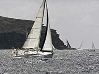 Antigua Sailing Week - Race Number 097