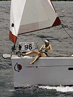 Antigua Sailing Week - Race Number 098