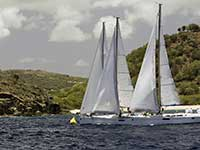 Antigua Sailing Week - Race Number 208