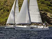 Antigua Sailing Week - Race Number 210