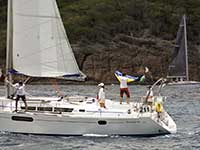 Antigua Sailing Week - Race Number 211