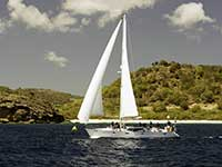 Antigua Sailing Week - Sail Number 5301C