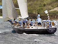 Antigua Sailing Week - Sail Number GBR 976R