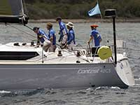 Antigua Sailing Week - Sail Number NED 8542