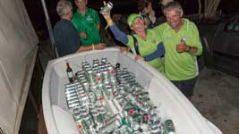 Opti full of beer - the real winners