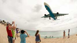 Air Caraibes flight F-GOTO