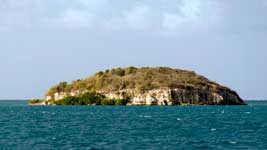 Small Islet off Green Island