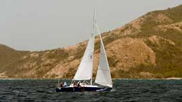 Sail ANT 227 - Blue Peter
