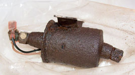Rusty Fuel Pump