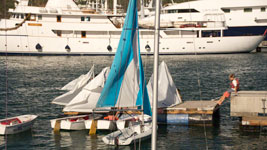 SMYC Youth sailing program