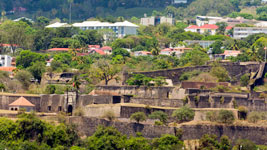 Fort in Basseterre