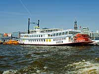 Mississippi Queen in Hamburg