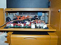Hull 68 - Power panel