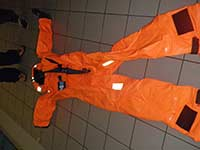 Helly Hansen survival suit