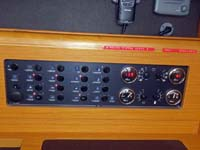 Chart table master switches