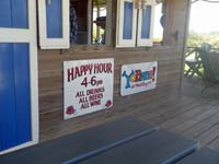 Mad Dog Cafe in the BVI